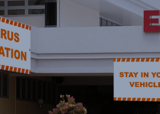 Donation Of COVID-19 Hospital & Testing Site Signage
